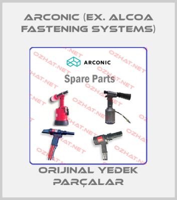 Arconic (ex. Alcoa Fastening Systems)
