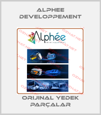 Alphee Developpement